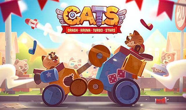 秒速で決まる勝負が気持ちいいゲームアプリ「CATS: Crash Arena Turbo Stars」の攻略情報!おすすめのマシン構成も掲載!