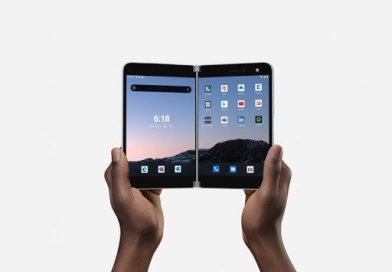 MS'Surface Duo' Android 11 update this summer.. Dual display improvement