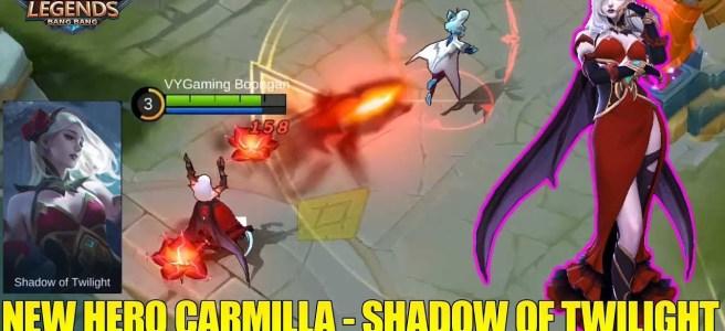 Cara bermain hero carmila mobile legends