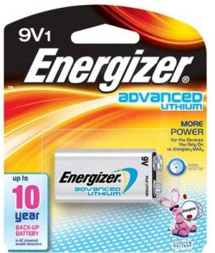 Energizer 9 V