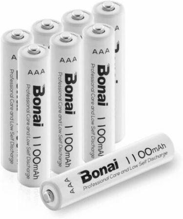 BONAI NI-MH  Rechargeable Batteries