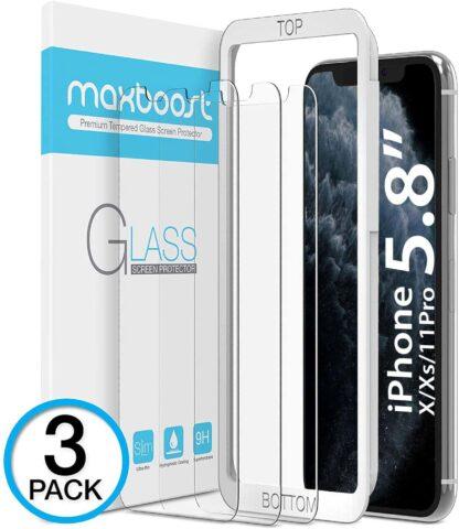 Maxboost screen protector