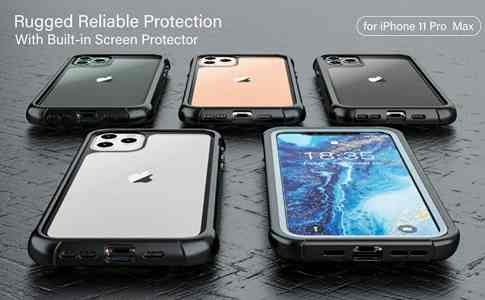 Temdan iPhone 11 Pro Max Case