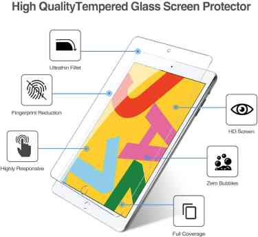 ProCase iPad 10.2 7th Generation Screen Protector