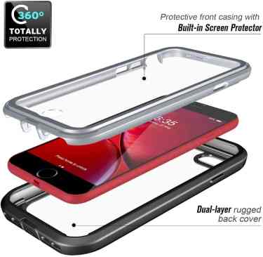 Eonfine iPhone 8 360 Cover