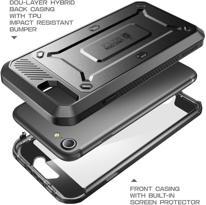 DOUBLE LAYER PROTECTION CASE
