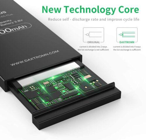 DAXTROMN Battery