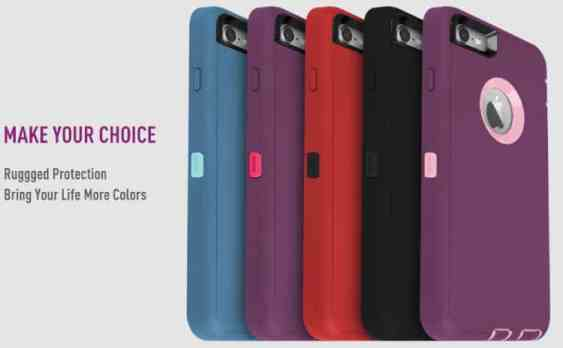 AL-CASE For iPhone 6S Plus