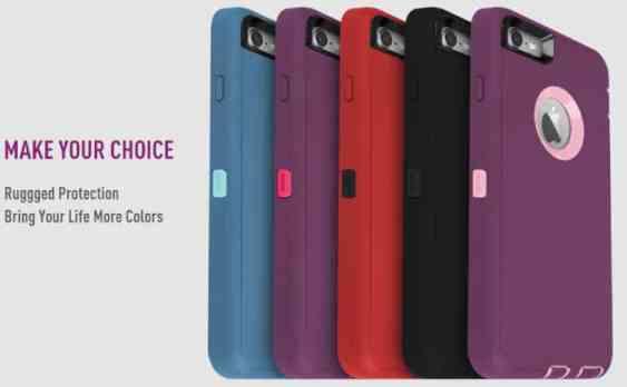 AL-CASE For iPhone 6 Plus