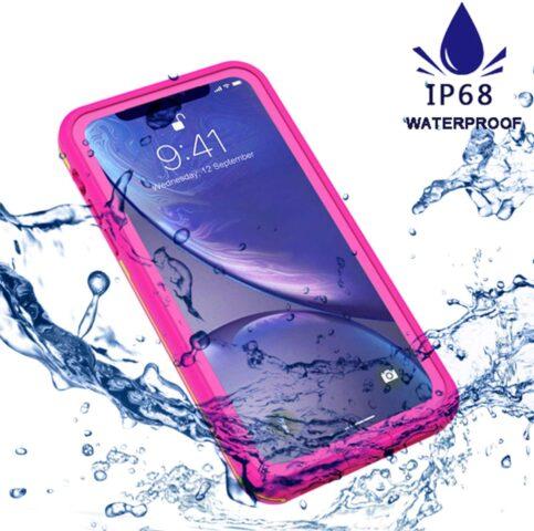 pingtekor iPhone XR Waterproof  case