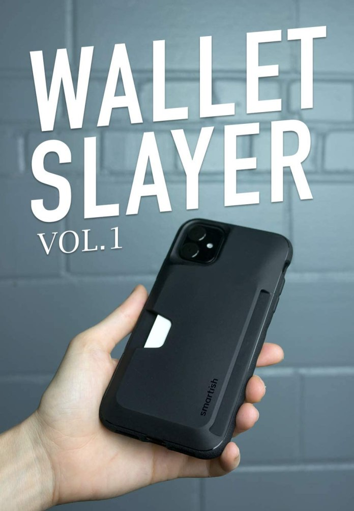 smartish iPhon 11 wallet case/cover