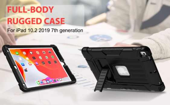 AVAWO iPad 7th Generation 360 Case