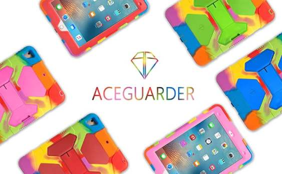 ACEGUARDER for iPad 6th Generation 360 Case