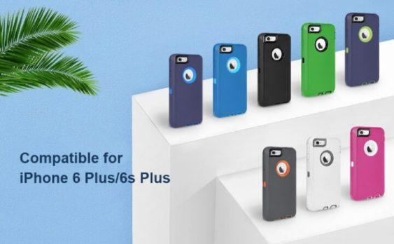 Maxcury iPhone 6 Plus 360 Case