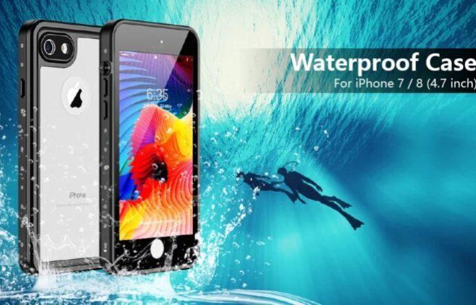 RedPepper iPhone 8 waterproof case