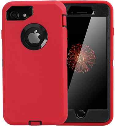 AICASE For iPhone SE (2020) 360 case