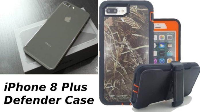 iPhone 8 Plus Defender Case