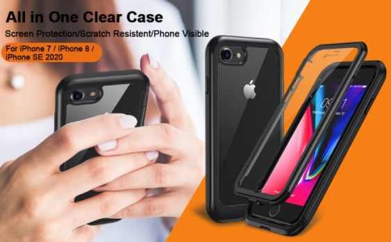 seacosmo iPhone SE 2020 Case