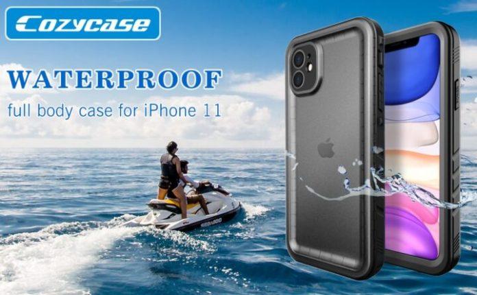 cozycase iPhone 11 waterproof case