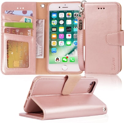 FYY iPhone 7 Wallet Case/Cover