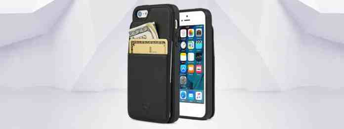 Eton Armour iPhone 5s Wallet Case/Cover