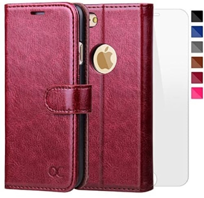 OCASE iPhone 6s Wallet Case/Cover