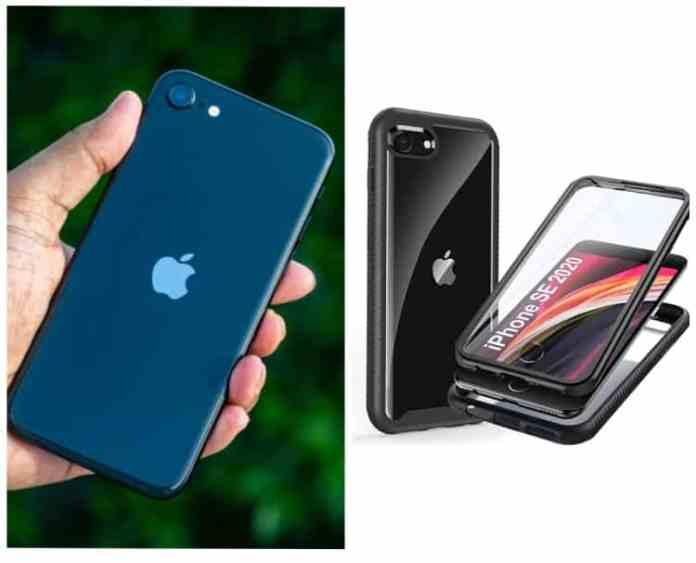 iPhone SE 2020 360 case