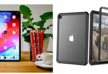 iPad Pro 12.9 360 case