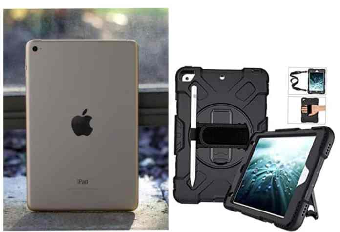 iPad mini 4 360 Case