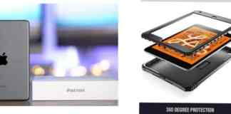 iPad 5 Mini 360 Case