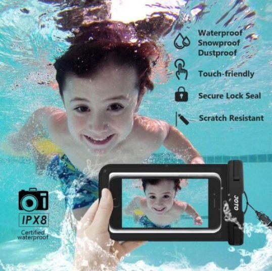 iPhone Se Waterproof pouch