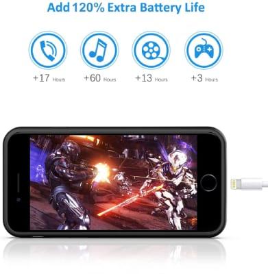 U-good iPhone SE 2020 battery case
