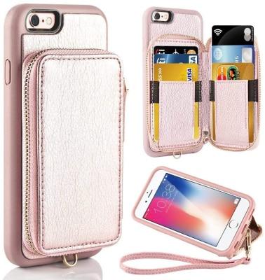 ZVE iPhone 6s Plus Wallet Case/Cover