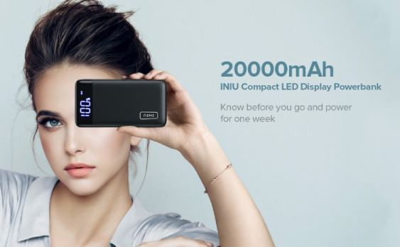 INIU Portable Phone Charger