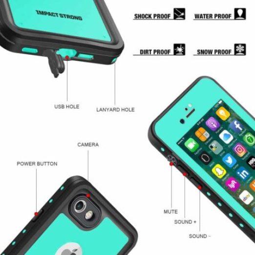 ImpactStrong iPhone 7 waterproof case