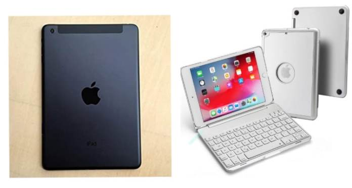 iPad Mini 1 Keyboard Case