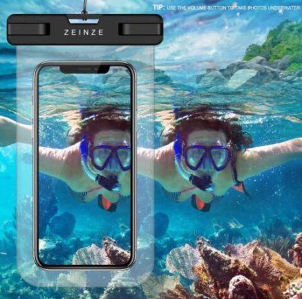 ZEINZE  Waterproof Case