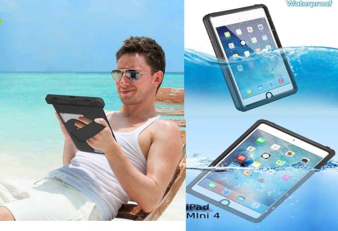 iPad Mini 4 Waterproof Cases