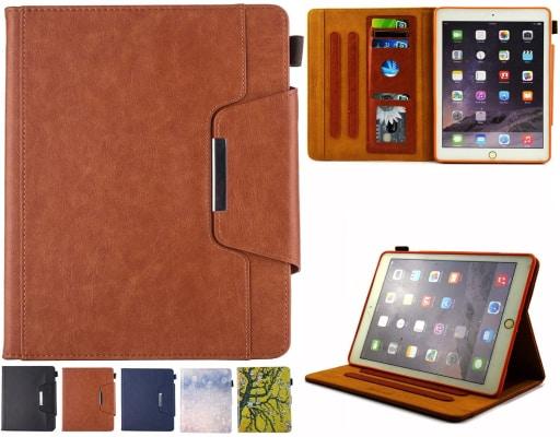 JZCreater iPad Mini 4 Wallet Cover