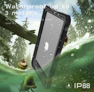 iPad Mini 5 waterproof case/cover