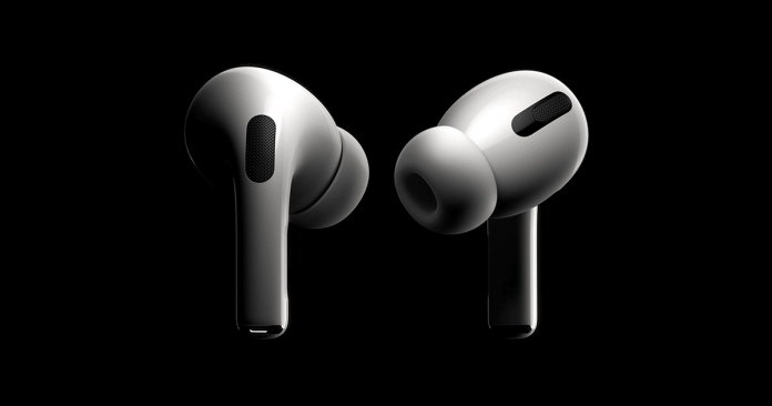 AirPods Pro View