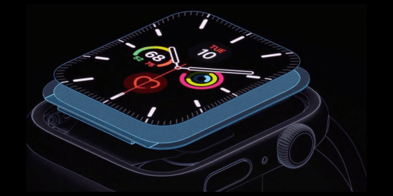 Apple Watch design