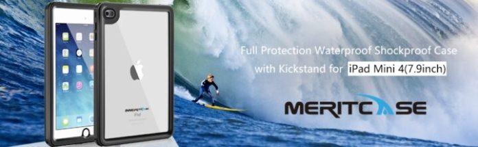 iPad MIni 4 waterproof case/cover