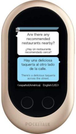 Pocket Translator: Pocketalk Language Translator