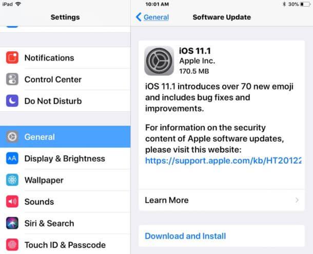 fix iCloud Photos not syncing between iPhone (X/8/7) & iPad