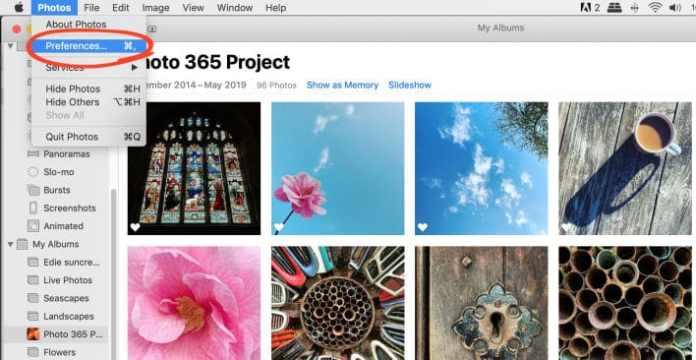 Use iCloud Photo Sharing On A Mac Computer