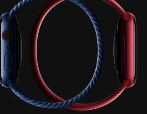 apple watch series 6 solo loop