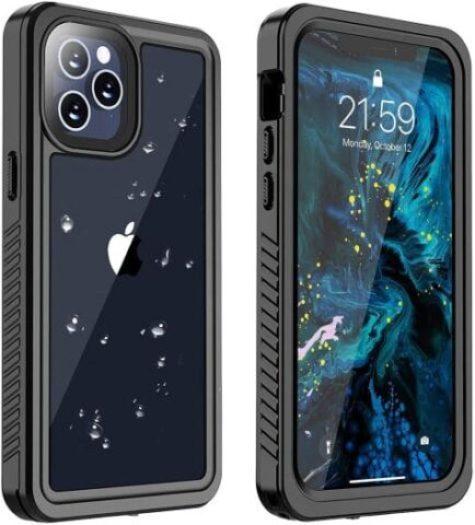 YESHON iPhone 12 Pro Max Waterproof Case