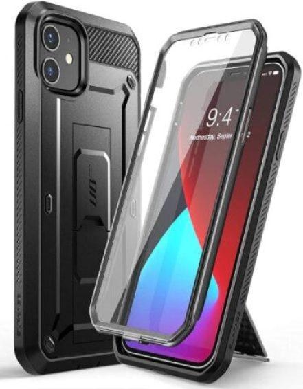 SUPCASE Unicorn Beetle Pro Series Case for iPhone 12 Mini Defender case