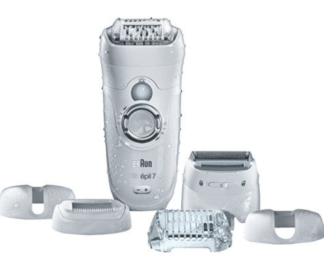 Electric Razors for Women-  Braun